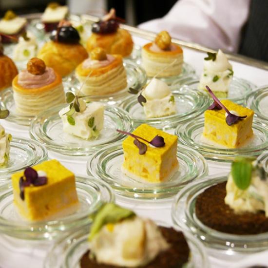 Bild: Frisch, regional, nachhaltig, vielfältig - beste Küche für Ihre Gäste