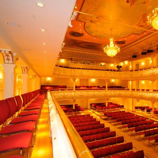 Bild: Der perfekte Ort für Ihren Auftritt – ob Konzert, Gastspiel oder Live-Event