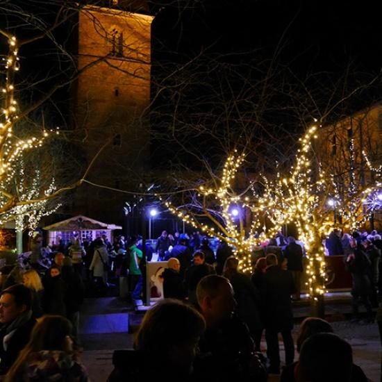 Bild: Kaisersaal Erfurt – die perfekte Eventlocation für Ihre Weihnachtsfeier
