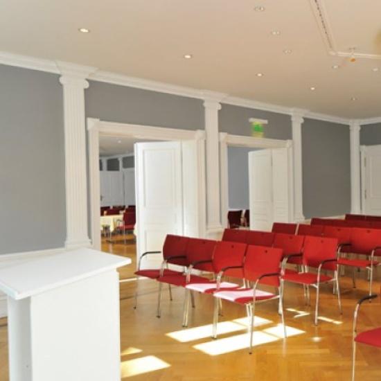 Bild: Mieten Sie jetzt Ihren Seminarraum im Kaisersaal Erfurt