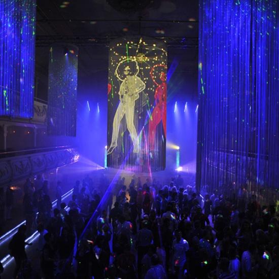 Bild: Party machen mit 1.000 Gleichgesinnten – Die Ü30-Party in Thüringen