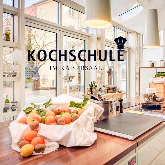 Bild: Küchenparties in der Kochschule im Kaisersaal