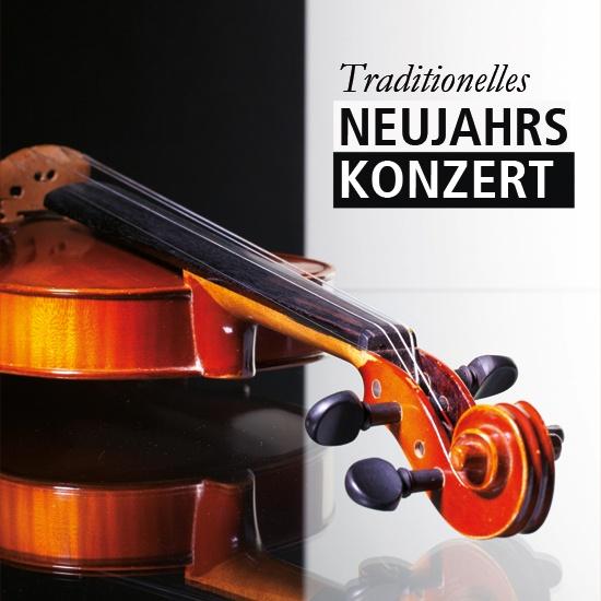 Bild: Klassischer Hörgenuss am Neujahrstag