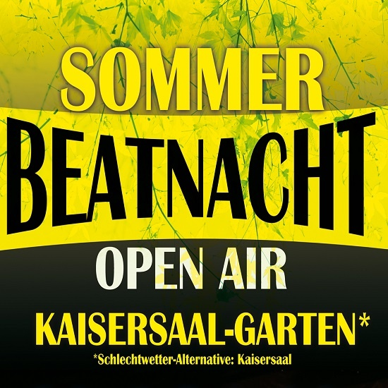 Bild: Sommer-Beatnacht - OPEN AIR