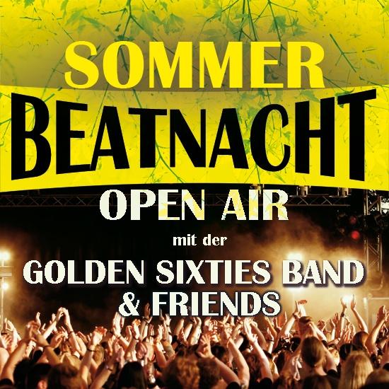 Bild: Sommerbeatnacht mit der Golden Sixties Band