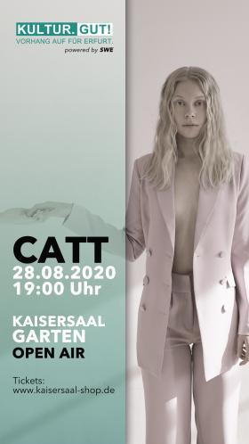 Bild: OPEN AIR: CATT - DAS KONZERT