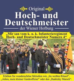 Bild: Konzert Hoch- und Deutschmeister der Wiener Hofburg