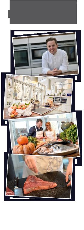 Bild: Kochkurse mit Spitzenkoch Arne Linke