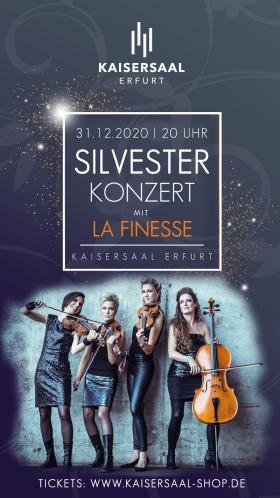 Bild: Silvesterkonzert: La Finesse