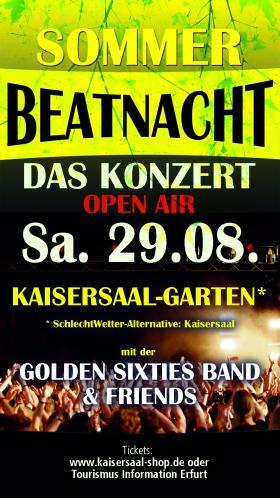 Bild: OPEN AIR: SOMMERBEATNACHT - DAS KONZERT