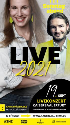 Bild: 19.09.2021 - Sonntagabend.tv - LIVE!