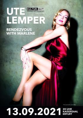 Bild: 13.09.2021 - Ute Lemper: Rendezvous with Marlene